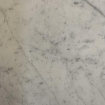 White Carrara swatch