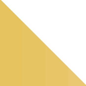 White/brass swatch