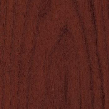 Mahogany Satin On Walnut swatch